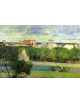 Reprodukcje obrazów Paul Gauguin The Market Gardens of Vaugirard