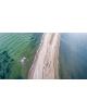 Obraz-na-płótnie-fotoobraz-Gdańsk-Plaża Rewa