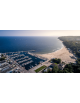 Obraz-na-płótnie-fotoobraz-Gdańsk-Plaża w Gdyni