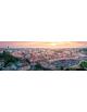 Obraz-na-płótnie-fotoobraz-Lublin-Panorama na Stare Miasto