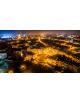 Obraz-na-plotnie-fotoobraz-fedkolor-Lublin - Plac-po-Farze-noca