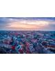 Obraz-na-plotnie-fotoobraz-fedkolor-Lublin - Widok-na-Stare-Miasto