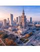Obraz-na-plotnie-fotoobraz-fedkolor-Warszawa-Widok-na-Pałac-Kultury
