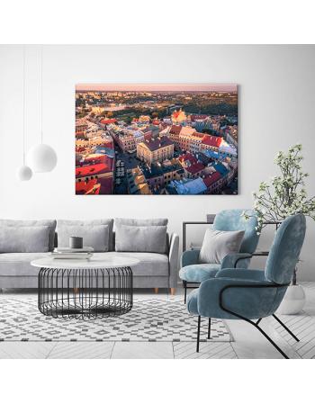 Lublin - Widok na Stare Miasto - 2