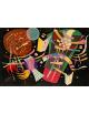 Reprodukcje obrazów Wassily Kandinsky Composition X