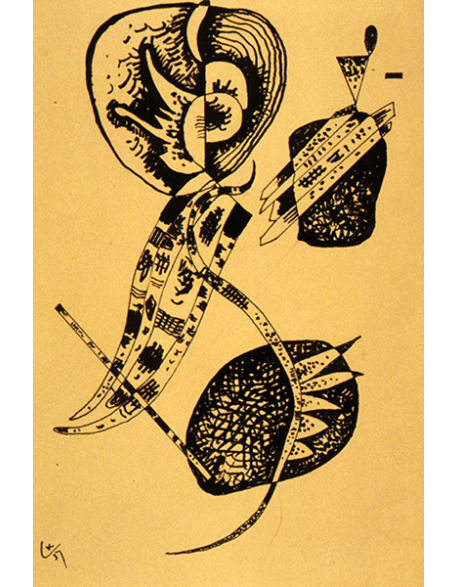Reprodukcje obrazów Wassily Kandinsky Composition 1937