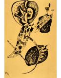 Reprodukcje obrazów Composition 1937 - Wassily Kandinsky