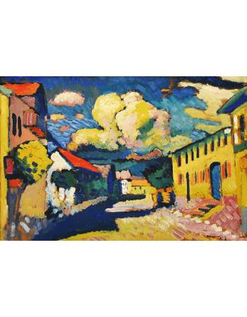 Reprodukcje obrazów Murnau - Wassily Kandinsky