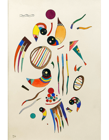 Reprodukcje obrazów Sans titre - Wassily Kandinsky