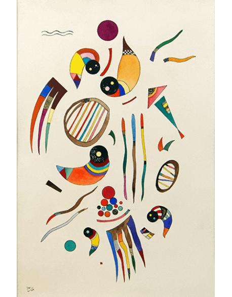 Reprodukcje obrazów Wassily Kandinsky Sans titre