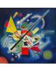Reprodukcje obrazów Wassily Kandinsky Blue Painting