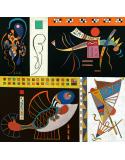 Reprodukcje obrazów Community - Wassily Kandinsky