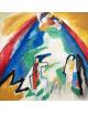 Reprodukcje obrazów Wassily Kandinsky Mountain