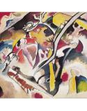 Reprodukcje obrazów Flood - Wassily Kandinsky