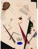 Reprodukcje obrazów Gouache on papier - Wassily Kandinsky