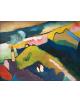 Reprodukcje obrazów Wassily Kandinsky Murnau Mountain Landscape with Church