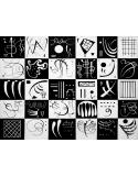 Reprodukcje obrazów Thirty - Wassily Kandinsky