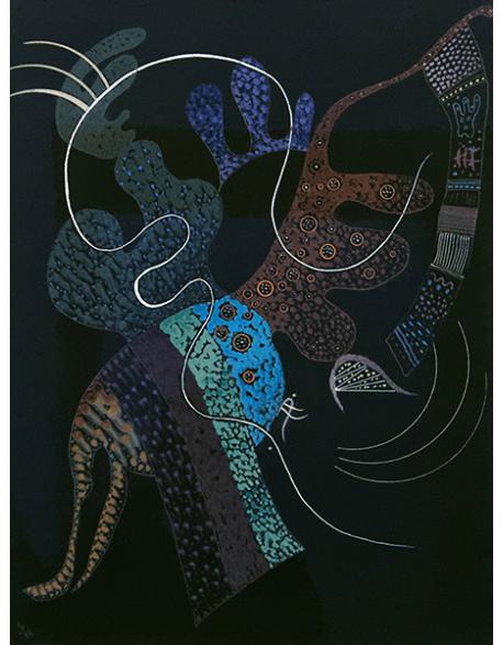 Reprodukcje obrazów Wassily Kandinsky White line