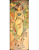 Reprodukcje obrazów Alfons Mucha Rose
