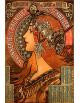 Reprodukcje obrazów Alfons Mucha Savonnerie de Bagnolet