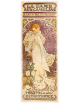 Reprodukcja obrazu The Lady with Camellias - Sarah Bernhardt - Alfons Mucha