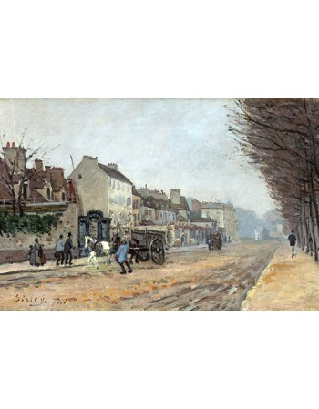 Boulevard Héloïse, Argenteuil