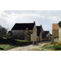 Reprodukcje obrazów Women Going to the Woods - Alfred Sisley