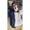 Reprodukcje obrazów Country Dance - Auguste Renoir