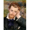 Reprodukcje obrazów Eugène Murer - Auguste Renoir