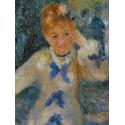 Reprodukcje obrazów La Balançoire - Auguste Renoir