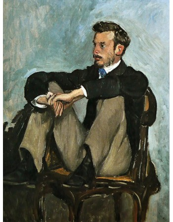 Portrait of auguste renoir