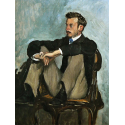 Reprodukcje obrazów Portrait of auguste renoir - Auguste Renoir
