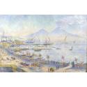 Reprodukcje obrazów The Bay of Naples - Auguste Renoir