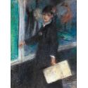Reprodukcje obrazów The Milliner - Auguste Renoir