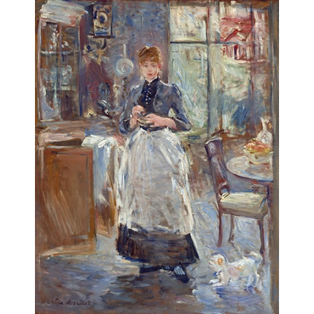 In the Dining Room