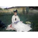 Reprodukcje obrazów Reading - Berthe Morisot