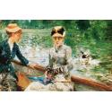 Reprodukcje obrazów Sommertag - Berthe Morisot