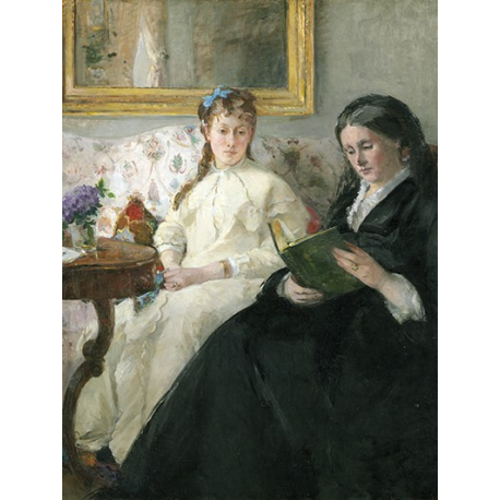 The Mother and Sister of the Artist