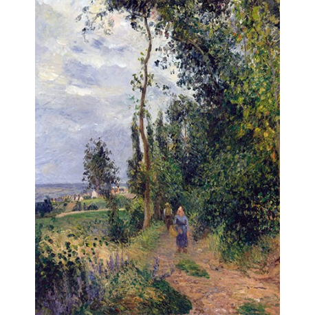 Côte des Grouettes, near Pontoise