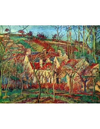 The red roofs