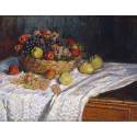 Reprodukcje obrazów Apples and Grapes - Claude Monet