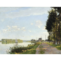 Reprodukcje obrazów Argenteuil - Claude Monet