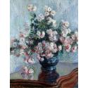 Reprodukcje obrazów Chrysanthemums - Claude Monet