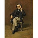 Reprodukcje obrazów Dr. Leclenché - Claude Monet