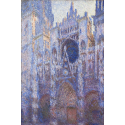 Reprodukcje obrazów Rouen Cathedral - Claude Monet