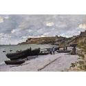 Reprodukcje obrazów Sainte-Adresse - Claude Monet