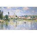 Reprodukcje obrazów Vétheuil in Summer - Claude Monet