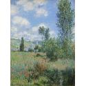 Reprodukcje obrazów View of Vétheuil - Claude Monet