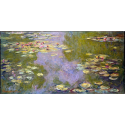 Reprodukcje obrazów Water Lilies - Claude Monet