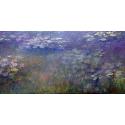 Reprodukcje obrazów Water Lilies_2 - Claude Monet
